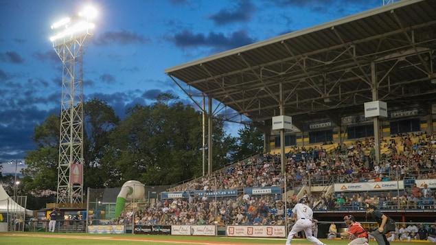 Il n'y aura pas de baseball au stade Canada cet été