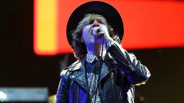Beck en spectacle.