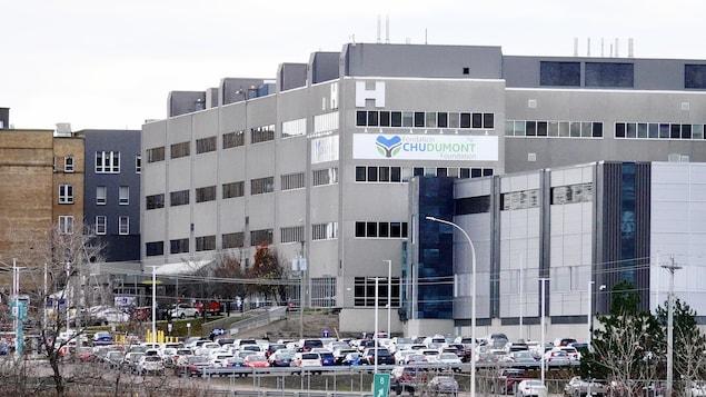 L'hôpital.