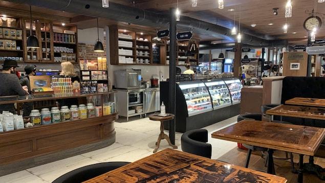 Une épicerie de Québec fraîchement rénovée