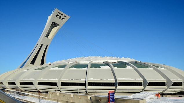 Le stade olympique.