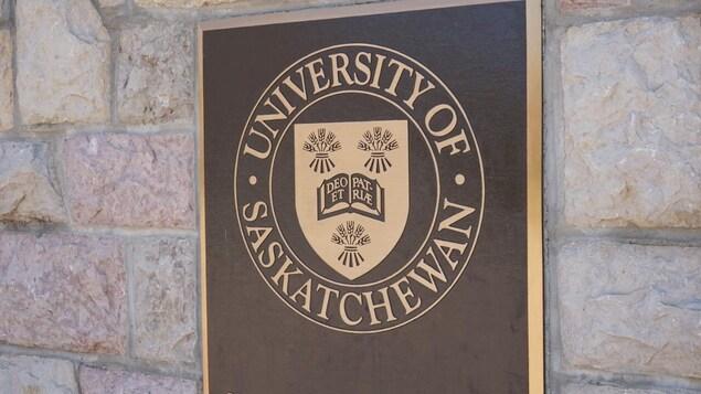 Logo de l'Université de la Saskatchewan