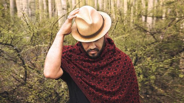Boogat a composé son album au Mexique