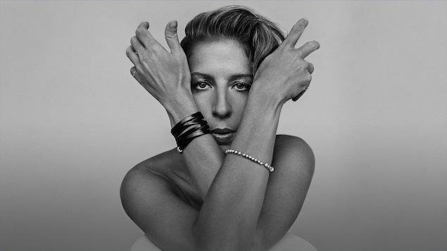 """Catherine Major pour """"Carte mère"""", son cinquième album (2020)."""