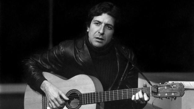 Leonard Cohen, CBC
