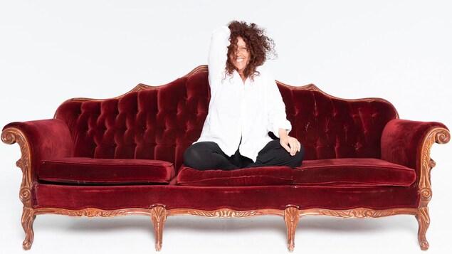 La chanteuse Angel Forrest est de la programmation de l'édition spéciale de Trois-Rivières en blues.