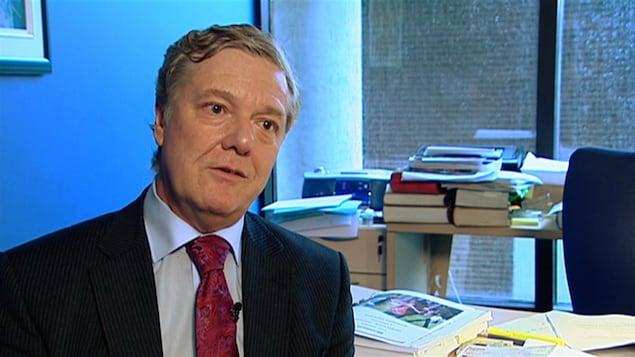 Benoît Pelletier en entrevue
