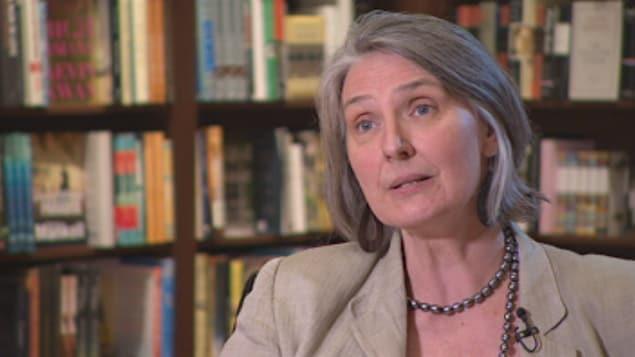 L'auteure estrienne Louise Penny