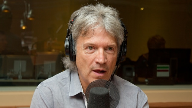 L'humoriste Claude Meunier