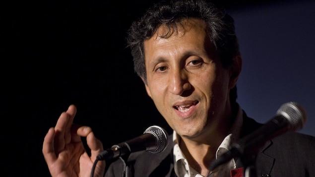 Le porte-parole de Québec solidaire Amir Khadir (archives)