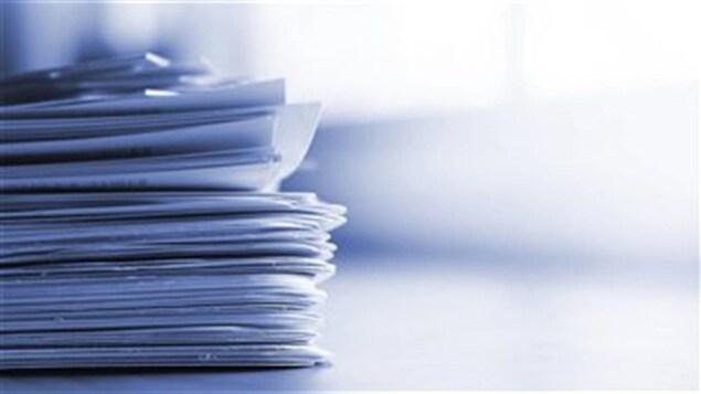 Des documents