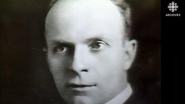 Adélard Godbout au début des années 1920