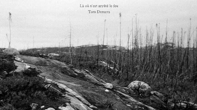 Couverture de l'album Là où s'est arrêté le feu de Tom Demers