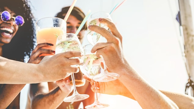 De plus en plus de jeunes femmes en Ontario hospitalisées en lien avec l'alcool