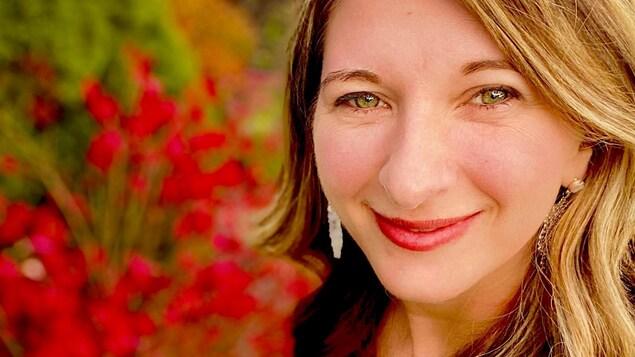 Portrait d'Anne Quesnelle.