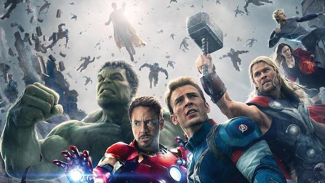 Image du film Avengers : la guerre de l'infini