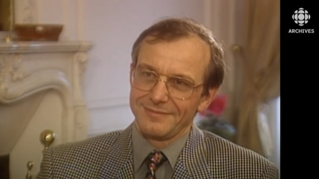 Axel Kahn en 1997