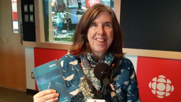 Lyne Gareau, autrice du roman jeunesse Isalou