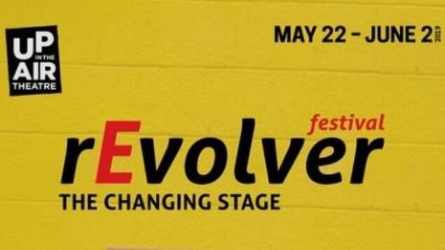 L'affiche du festival Revolver