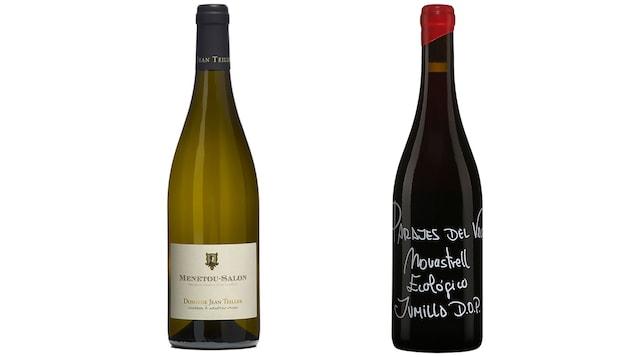 Deux bouteilles de vin recommandées par la Master Sommelier Élyse Lambert.