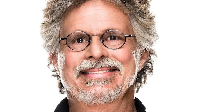 Steve Raichlen, spécialiste du barbecue.