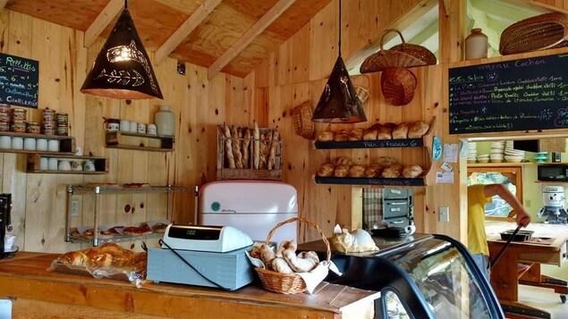 Boulangerie la P'tite Cochonne des Bergeronnes