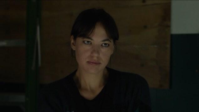 Caroline Monnet, réalisatrice du film Bootlegger.