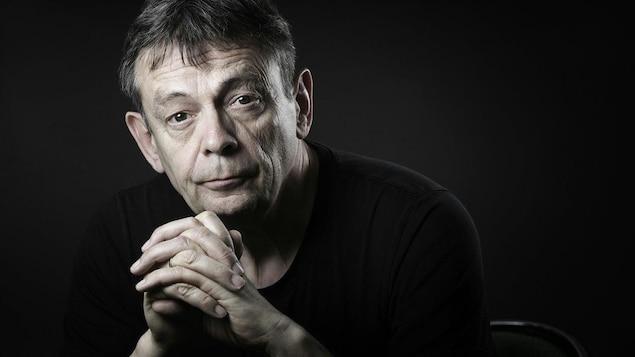 L'écrivain Pierre Lemaître