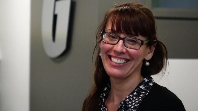 La femme d'affaires rimouskoise Chantal Pilon