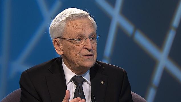 L'ancien président du Mouvement Desjardins de 1987 à 2000, Claude Béland