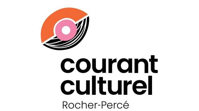 Logo de Courant Culturel Rocher-Percé.