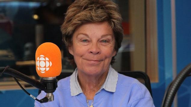 L'ancienne ministre péquiste Louise Beaudoin