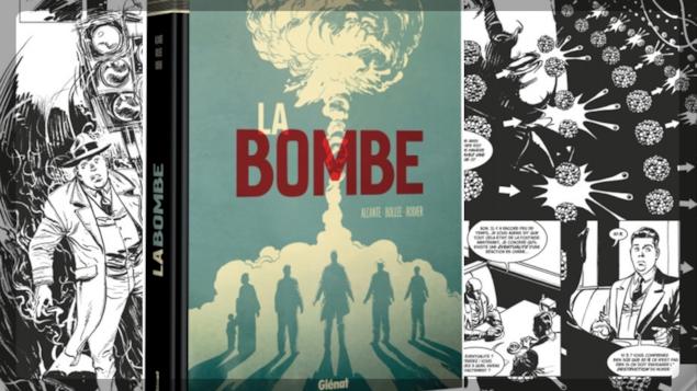 La bombe, de Didier Alcante, Laurent-Frédéric Bollée et Denis Rodier, Glénat