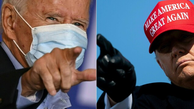 Duo – Joe Biden et Donald Trump
