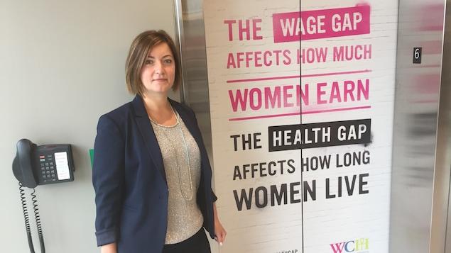 Danielle Martin, vice-présidente du Toronto Women College Hospital de Toronto
