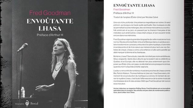 Le livre « Envoûtante Lhasa », de Fred Goodman, Boréal