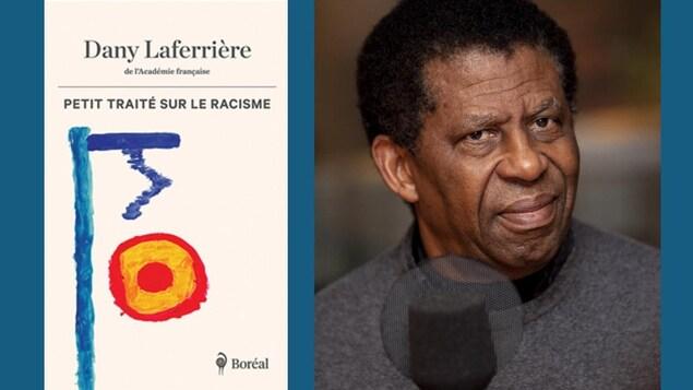 La page couverture du livre « Petit traité sur le racisme » (g) de Danny Laferrière(d)