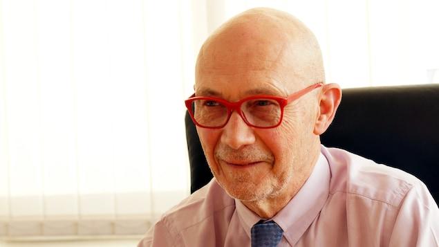 Pascal Lamy, ancien directeur général de lOrganisation mondiale du commerce et président émérite de l'Institut Jacques Delors.