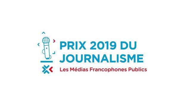Prix 2019 du journalisme - Les Médias Francophones Publics