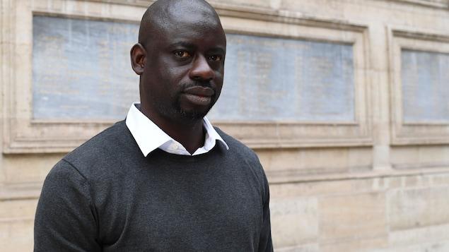 L'économiste sénégalais Felwine Sarr