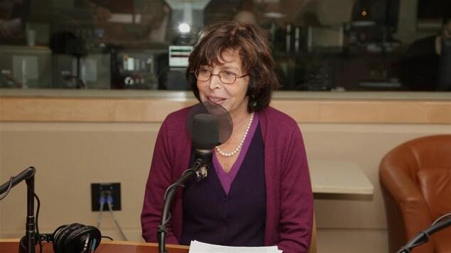 La docteure Vania Jimenez, médecin de famille, cofondatrice de La Maison bleue