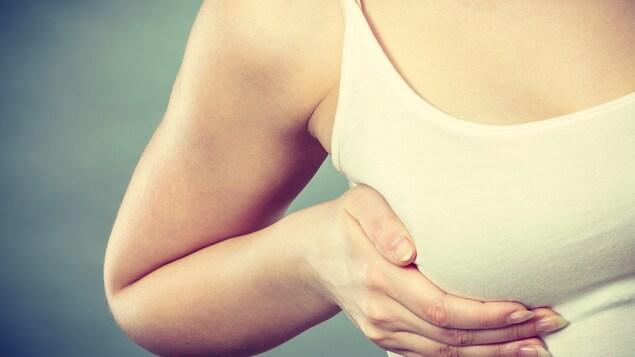 Le cancer du sein est la forme de cancer la plus répandue chez la femme au Canada.