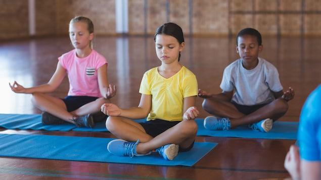 Les bienfaits de la méditation pour les enfants sont nombreux.