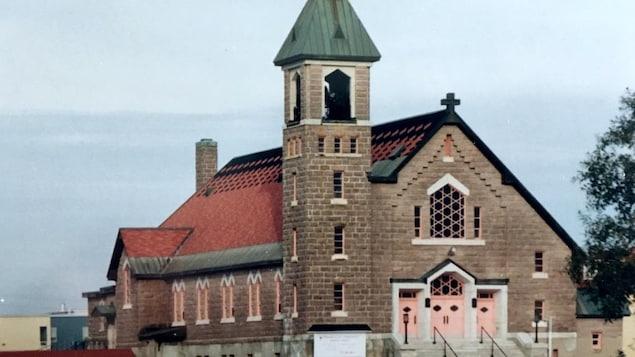 Église de Forestville, Côte-Nord