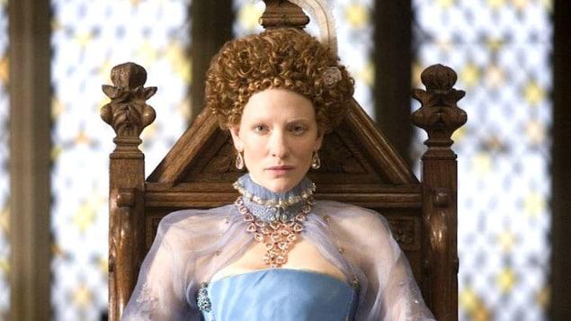 Une scène tirée du film <i>Elizabeth: The Golden Age.</i>