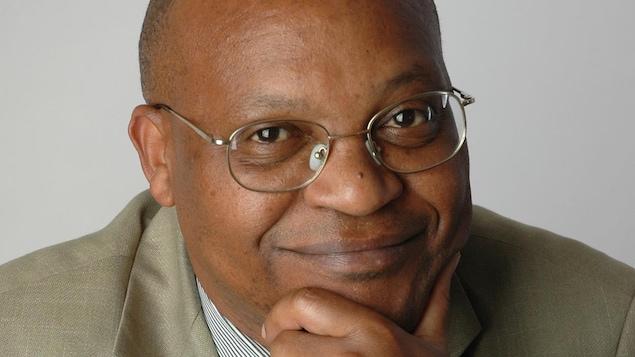 L'auteur Melchior Mbonimpa.