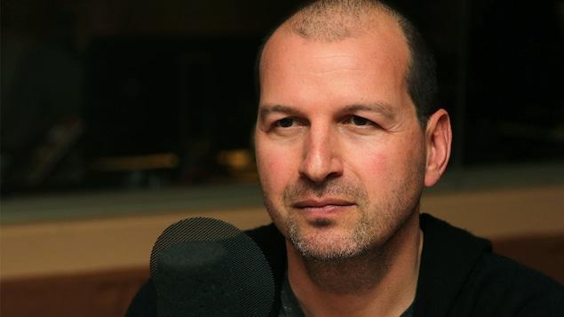 L'auteur Éric Plamondon