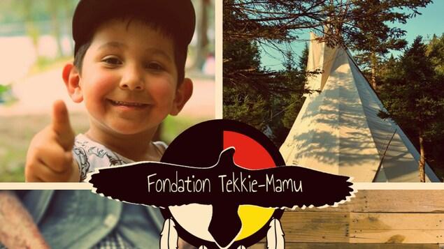 Photo de la Fondation Tekkie-Mamu, sur le projet de réalité virtuelle de Pessamit