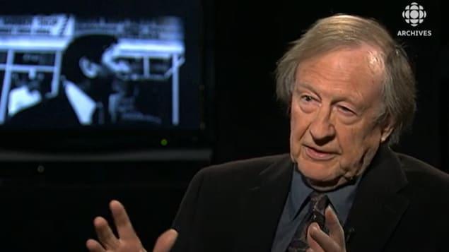Guy Rocher en 2010