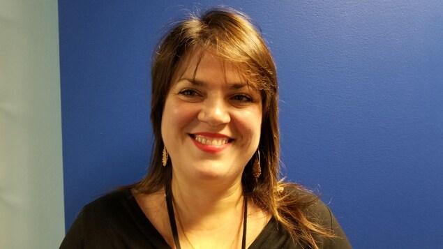Dr Milica Stamenkovic, chirurgienne-dentiste en entrevue à Radio-Canada à Toronto